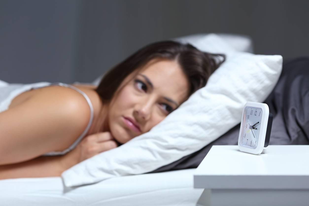 troubles sommeil