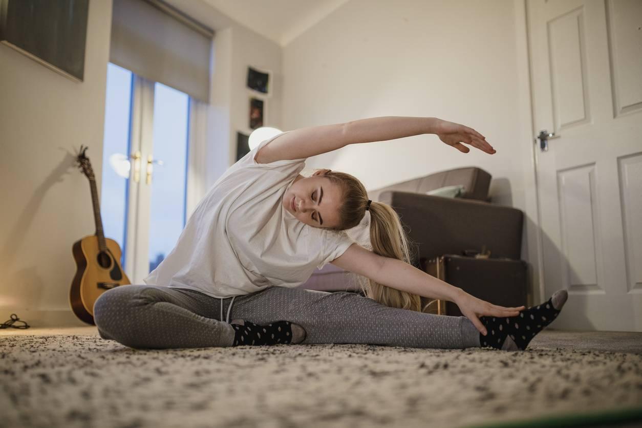 yoga chaussettes antidérapantes certifiées bio